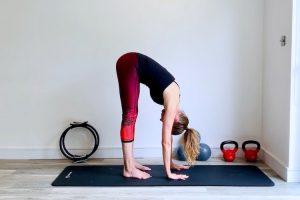Pilates Rolldown